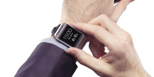 Die Smartwatch ist ein Männerspielzeug.