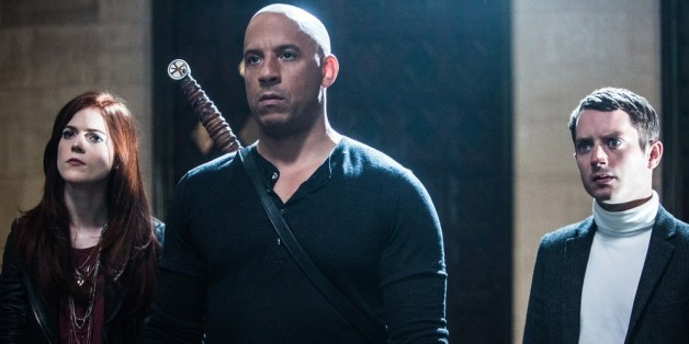 "Vin Diesel in ""The Last Witch Hunter""."