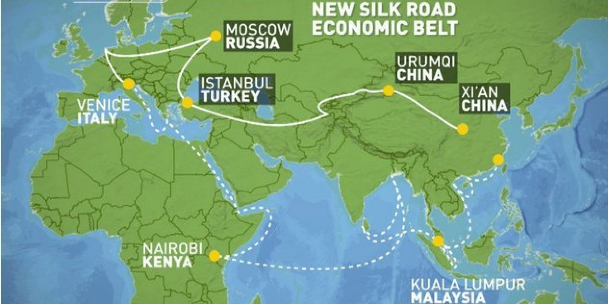 Why China's Belt and Road Plan Is the Best Way to Lift the ...