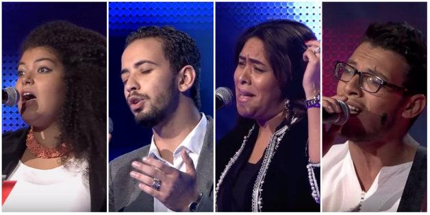 Qui sont les candidats marocains sélectionnés dans The Voice ?