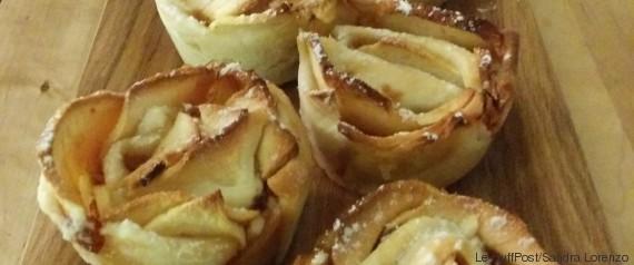 tarte aux pommes sandra