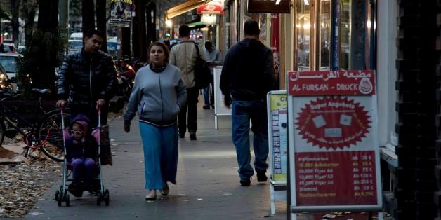 In den Straßen Berlins fühlen sich Tschetschenen nicht mehr sicher