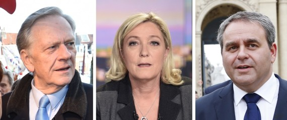 saintignon le pen bertrand