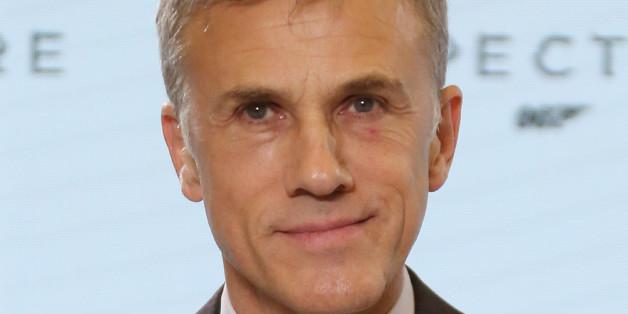 Christoph Waltz spielt den Bösewicht im neuen James Bond Film