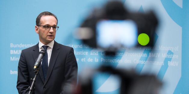 """""""Zwischen Diktatur und Demokratie"""": Justizminister Maas sieht Pegida als Ostproblem"""