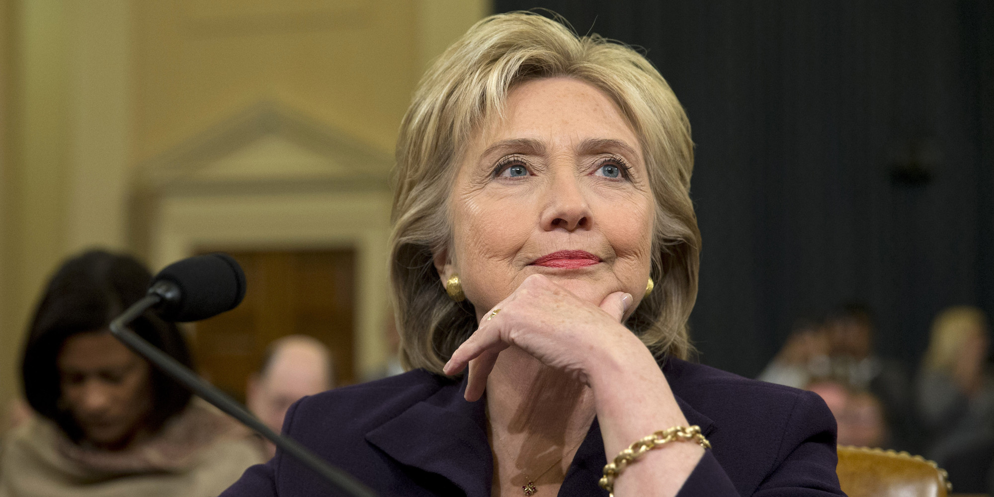 why hillary is the boss huffpost