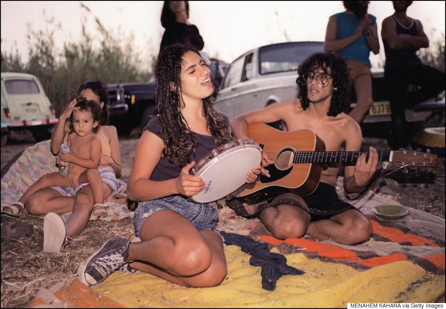 israel 1980s