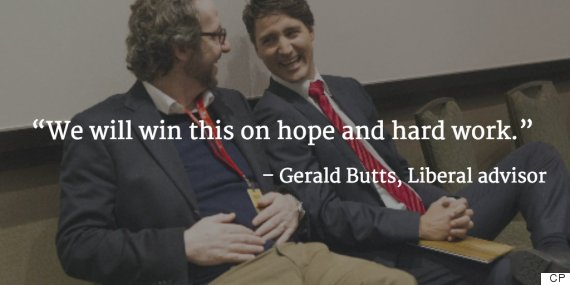gerald butts quote