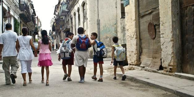 Les chemins de l'école (archives)