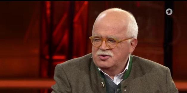 "Peter Gauweiler bei ""Günther Jauch"""