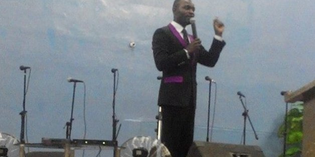 Prophet Sham Hungwe of House of Grace International Church
