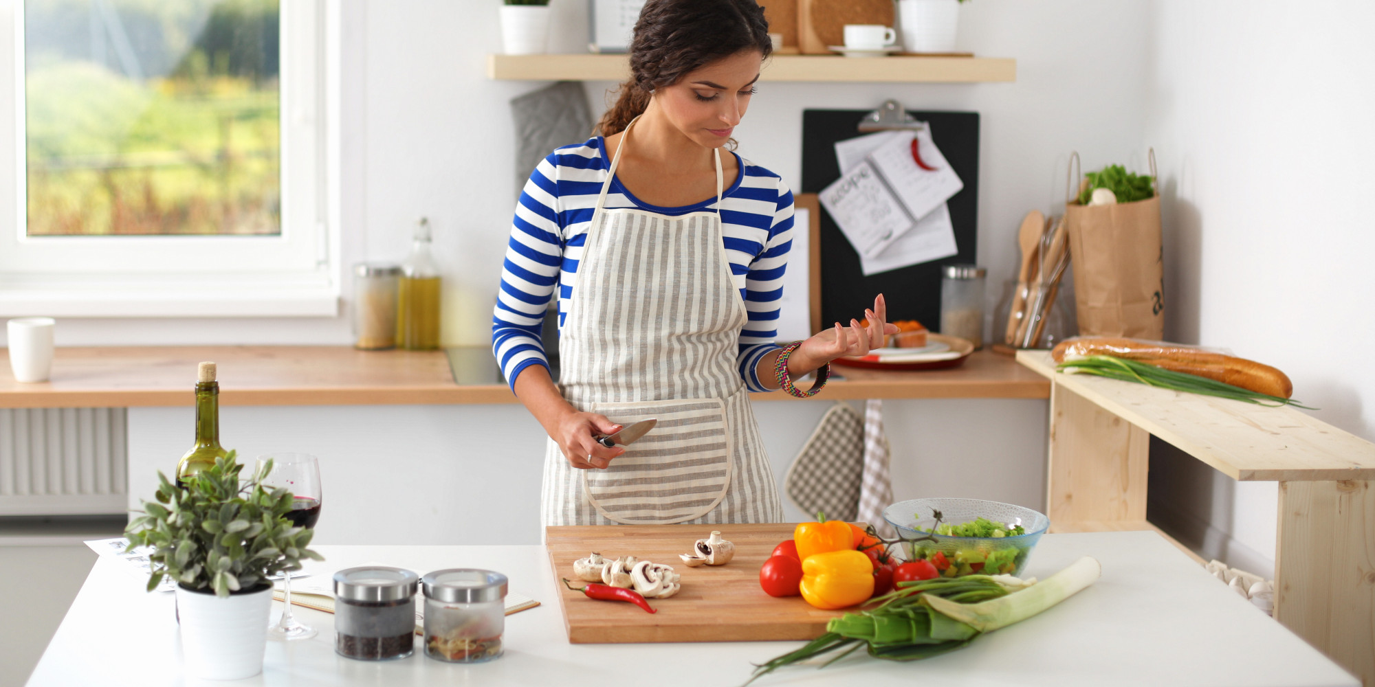 in praise of home cooking huffpost