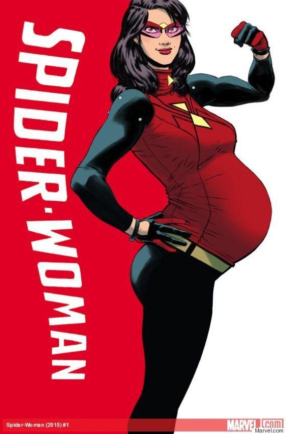 spiderwoman 1