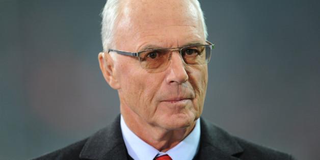 """Beckenbauer gesteht """"Fehler"""" ein"""