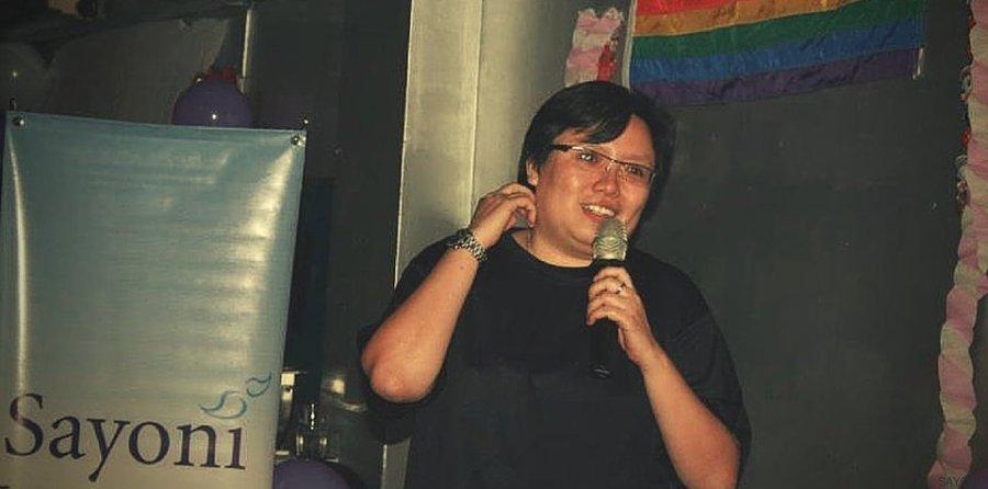 ativista jean chong