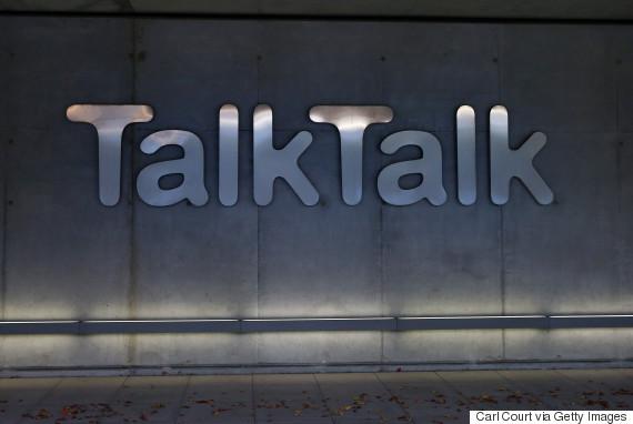 talk talk website