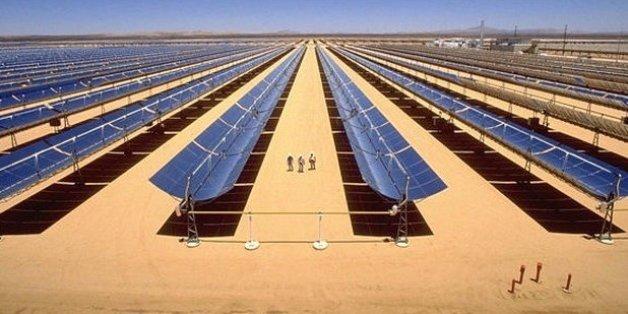 Vent favorable pour l'énergie solaire au Maroc avec le lancement de la première centrale Noor I
