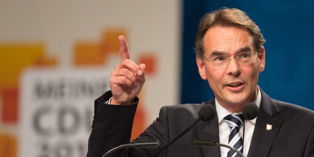 Ingbert Liebing, CDU-Landesvorsitzender in Schlesig-Holstein