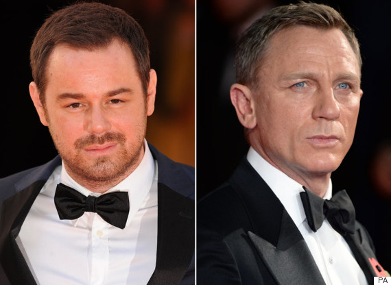 danny dyer daniel craig james bond