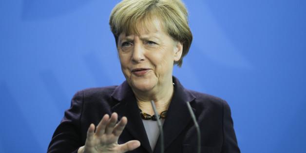 Wahlumfrage: Der tiefe Fall der Angela Merkel