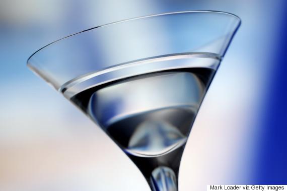plain martini
