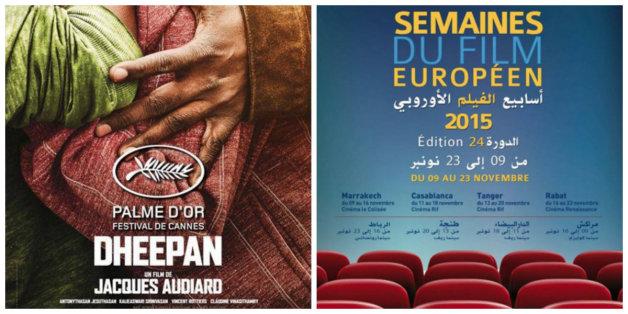 Les grands noms du cinéma européen dans les salles obscures marocaines