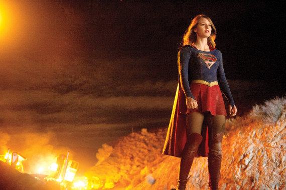 supergirl serie tv
