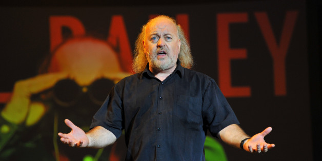 Bill Bailey performs on stage at the Kew The Music concert at Kew Gardens on July 20, 2014 in London, United Kingdom. (Photo by C Brandon/Redferns via Getty Images)