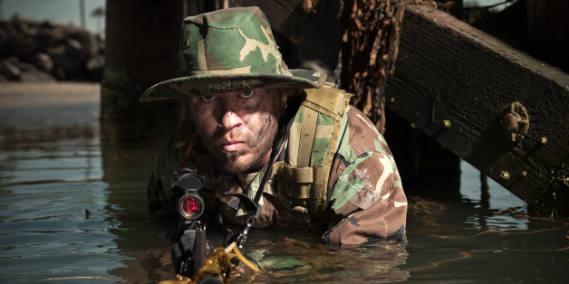 The Scariest Navy SEAL Imaginable…And What He Taught Me | The Blog ...