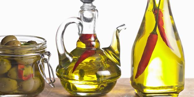 Gesunde Öle - ein wichtiger Baustein für die ausgewogene Ernährung