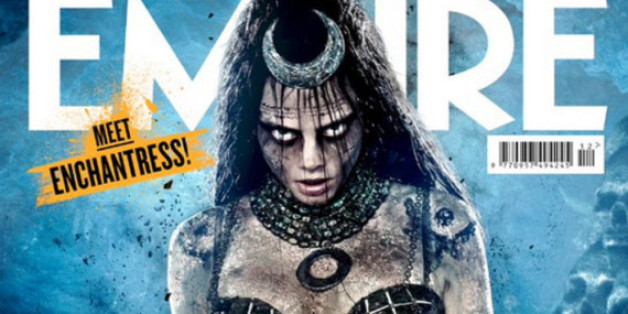 "Als sexy Enchantress ziert Cara Delevingne das Cover des ""Empire""-Magazins"