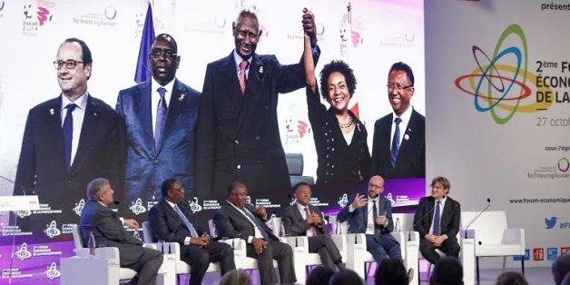 Les enjeux du 2ème Forum économique de la Francophonie à Paris