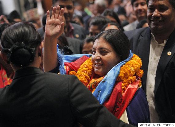 nepal president