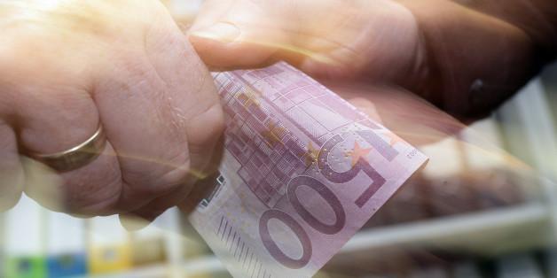 Das dunkle Geheimnis der großen Banknoten
