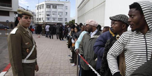 Régularisation de migrants: 25.600 dossiers déposés en 2017