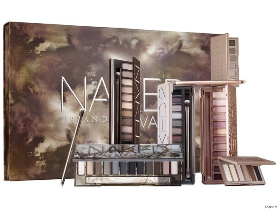 urban decay naked vault 2