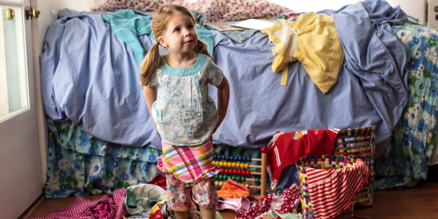 7 Kids And Their Rooms Are A Mess