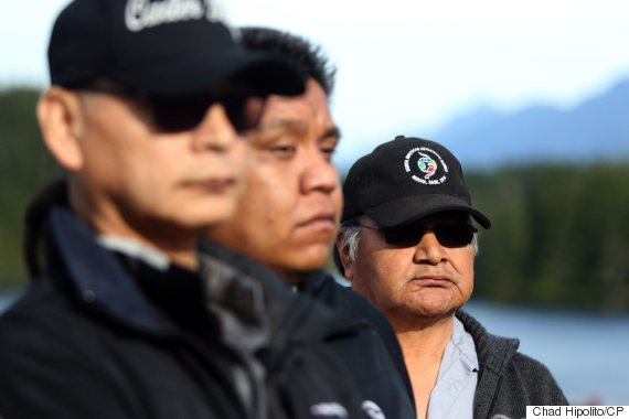 ahousaht first nation boat sinking