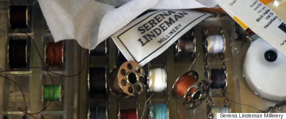 serena lindeman millinery
