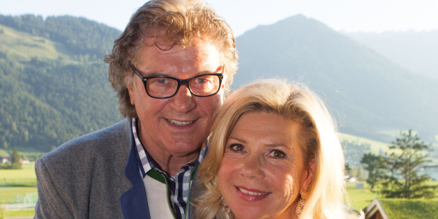 Volksmusiker Marianne Und Michael Kirchliche Trauung Huffpost