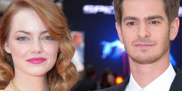 Emma Stone und Andrew Garfield gehen getrennte Wege