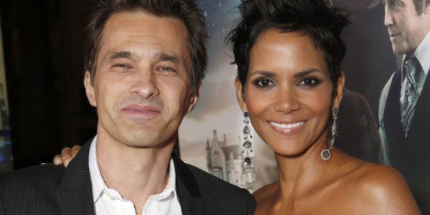 """Damals waren sie frisch verliebt: Olivier Martinez und Halle Berry bei der Premiere von """"Cloud Atlas"""" 2012"""