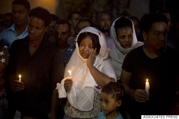 eritrean israel