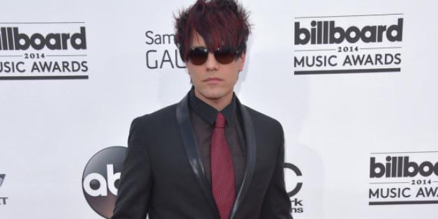 Criss Angel bei den Billboard Music Awards im Mai 2014