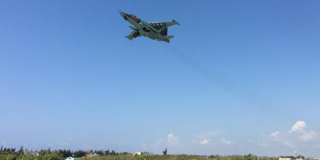 Syrie: Premier raid vraisemblablement russe sur Deraa