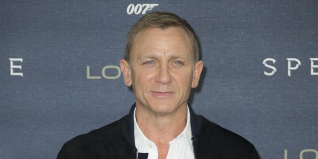 Mimt Daniel Craig erneut den Bond?
