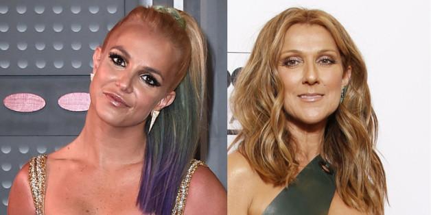 Britney Spears vs. Céline Dion