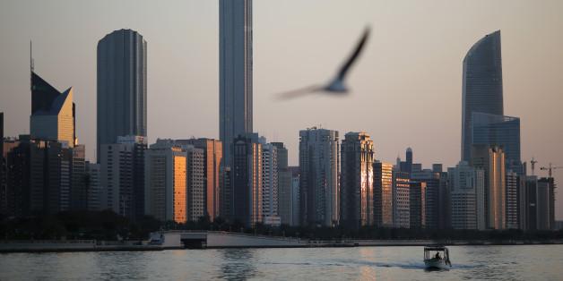 Abu Dhabi würde zu den Städten gehören, die 2100 nicht mehr bewohnbar wären.