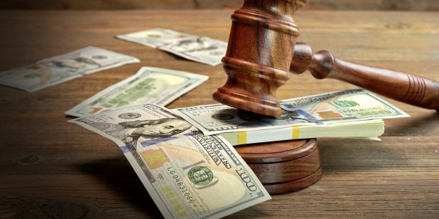 Image result for courtroom money