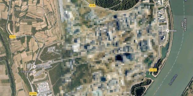 Google zensiert Orte auf Google Earth